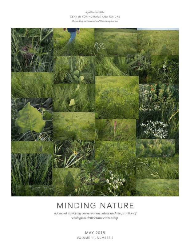 Minding Nature: Journal of the Center for Humans and Nature